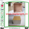 Fashion Store Wooden Cube Display Pedestal
