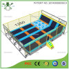 Colorful Large Sport Trampoline with Tent