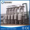 Stainless Steel Titanium Vacuum Film Evaporation Crystallizer Effluent Treatment Plant Waste Water Distillation
