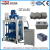 Qtj4-20 Cheap Cement Brick Making Machine