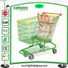 America Style Metal Shopping Trolley Cart