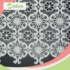 High Quality Polyester Flower Design Guipure Lace Fabric