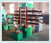 50t Column Type Rubber Tile Vulcanizing Press