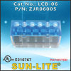 Wire Connectors, Lcb, (Quick-wire terminals) ; Lcb-06