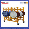 Oil Drum Storage Bracket