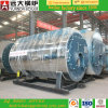 2ton/H Horizontal Fire Tube Natural Gas Fired Steam Boiler