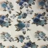 New Printed Velvet Fabric Sofa Fabric Bonded T/C Fabric