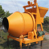 Portable Concrete Mixer with Hosit Hopper (RDCM500-17EHS)