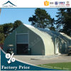Large Outdoor Industry Curved Marquee 25mx40m Widely Application Canopy Tent Wholesale