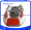Mini Aluminum Speed Boat with PVC or Hypalon Inflatable Tube