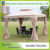 3X3m Aluminum Patio Pavilion Side Curtains Gazebo