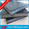 Quality Assured Whole Core Flame Retardant Rubber Conveyor Belting PVC Pvg 680-1600n/mm Huayue
