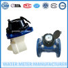 Dn100mm Datachable Woltmann Water Meter with Iron Body
