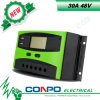 30A/48V, LCD, PWM Solar Controller