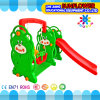 Indoor Playground Bear Shape Children Toys Kindergarten Soft Plastic Slide Playground (XYH12065-4)