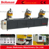 Three Head Welding and Cleaning Machine for PVC Window and Door Machine
