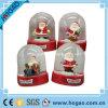 Small Polyresin Snow Globe for Christmas