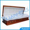 European Style Whoseale Cheap Wood Coffin