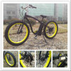 26′′lcd Snowmobile Cheap Electric Mountain Fat Bike 500W 48V