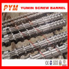 Bimetallic Single Screw Barrel Extrusion for PE