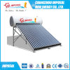 Thermosiphon Solar Heater Portable for Camping