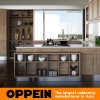 Indonesia Antique PP MDF Wooden Kitchen Furniture (OP15-PP08)