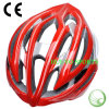 Red Bike Helmet, Cycling Head Protection, Sport Head Protective Gears