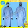 Disposable PP/SMS Nonwoven Spunlace Surgical Gown