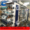 8color Gear Driver Flexo Printing Machine (CH888-800F)