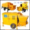 Low Price Concrete Mixer Pump Easy Operation Work
