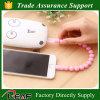 Fashion USB Beads Bracelet Charger Portable Ring Mini Wrist Cable Bracelet Data Cable