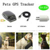 Waterproof Pet Portable GPS Tracker with Large Battery Capacity EV-200