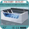 Bathroom Furniture Double-Sided Glass Acrylic Massage Bathtub (5406)