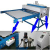 Pneumatic Flat Sublimation Heat Transfer Press Machine