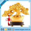 Resin Money Tree of New Year Gift for Boss (HGO80)