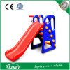 Indoor Outdoor Kids Slide with Basketball Hoop
