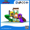 Hot Sale Plastic Jungle Used Outdoor Playground Equipment for Sale