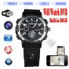 Buit-in 16GB HD 720p WiFi P2p IP Watch Camera Mini Hidden Watch Cam