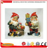 Resin Outdoor Christmas Garden Decoration Statue of Gnome Figure Gifts