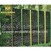 High Quality Metal Laser Cut Garden Decorative Screens for Design