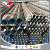 ASTM A53 Gr. B Galvanized Steel Pipe with Threaded End, Coupling and Plastic Cap