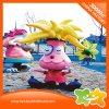 Cartoon Plastic Doll Playground Decoration Equipment for Sale
