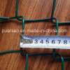 Factory Price Supply Galvanized /PVC Coated Free Design Chain Link Fence