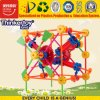 Ew Style Building Block, Kids Plastic Building Blocks Machine Toys