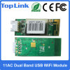 Hot Selling 802.11AC 600Mbps Rtl8811au High Speed USB Embedded WiFi Dongle for Android TV Box