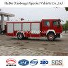 HOWO 8-10 Water Fire Tender Innder Tank