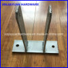 Rust Resistant Tt Form Galvanized Post Support