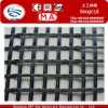 Pet, PP, Fiberglass Biaxial Plastic Geogrid / PP Biaxial Geogrid