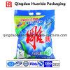 Flat Back Seal Laundry Detergent Washing Powder Packaging Bag