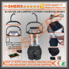 Solar 36 LED Camping Lantern Dynamo Cranking USB Outlet
